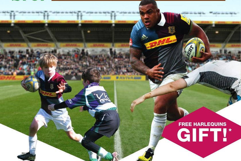 Harlequins Summer Rugby Camp @ Udney Park