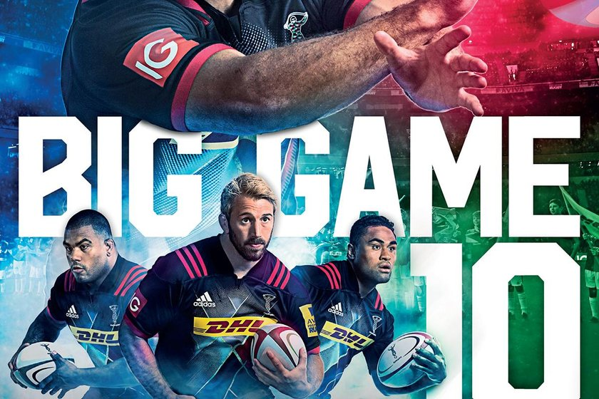Big Game 10 Tickets - Saturday 30th December