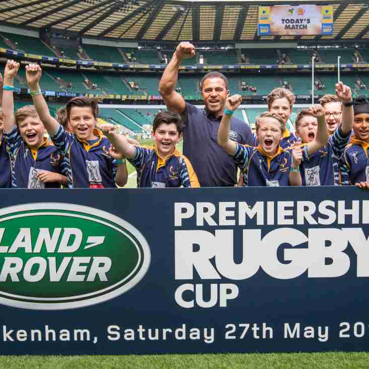 Harlequins Community Update - Land Rover Cup