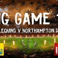 Big Game 10 - Ticket Collection Details & Match Day Logistics