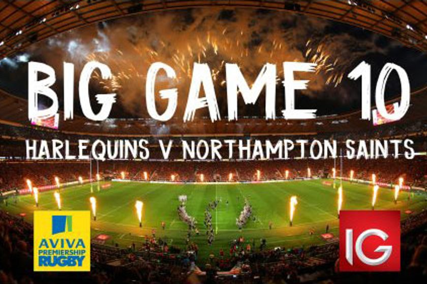 Big Game 10 - Ticket Sales Deadline extended to Friday 24th November