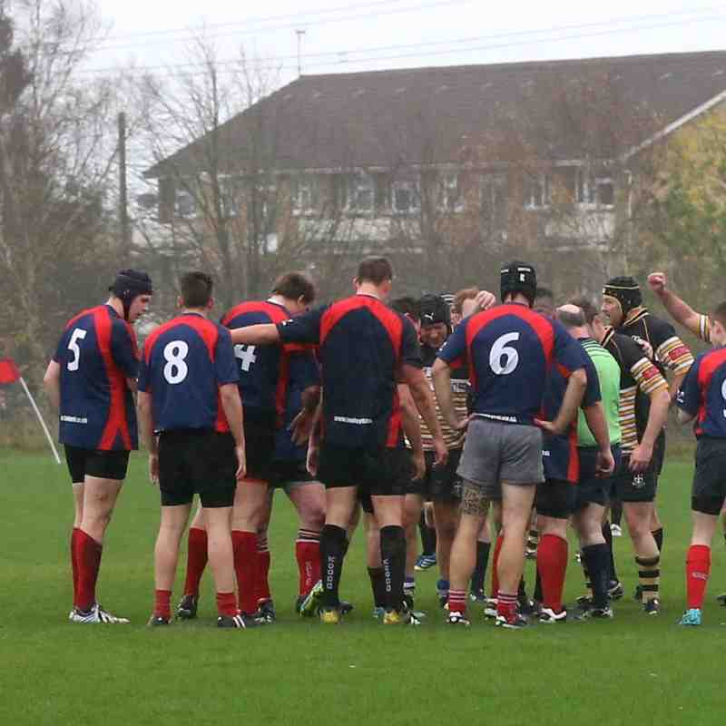 Fawley 2nds vs Portsmouth 4 7th Nov 2015