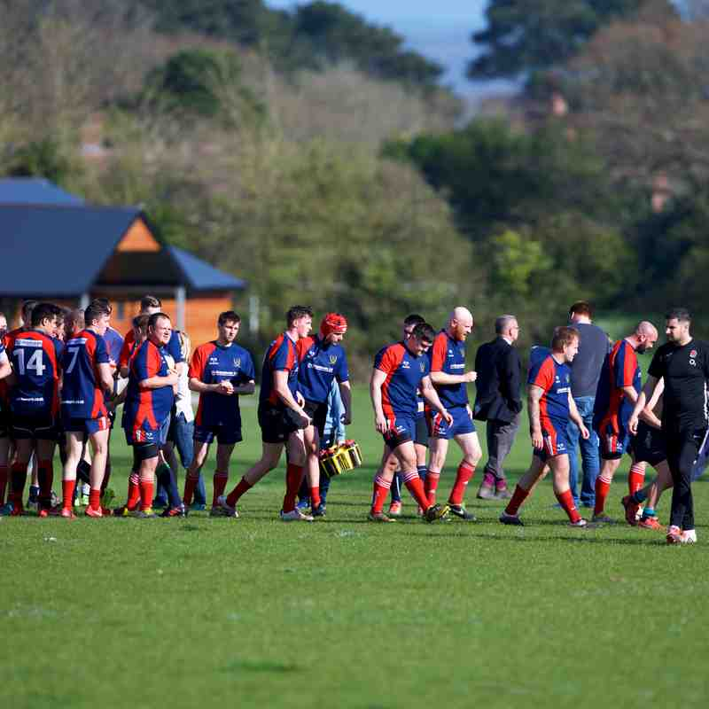Fawley 1st vs Lymington Mariners No 3