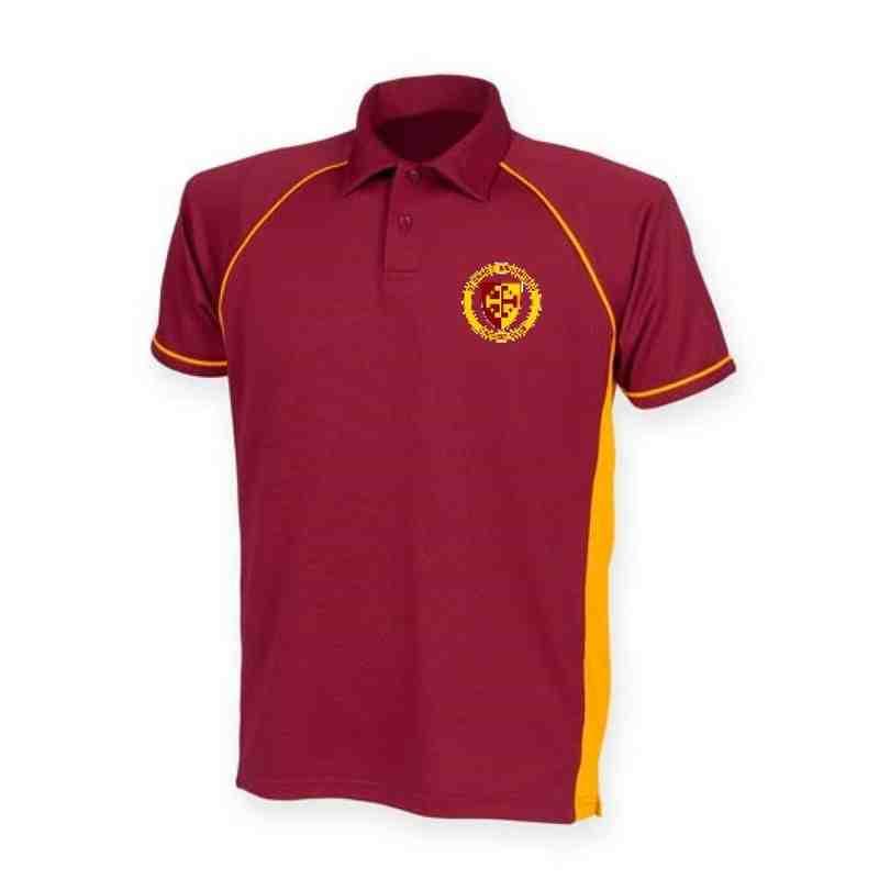 2017 Senior Polo Shirt