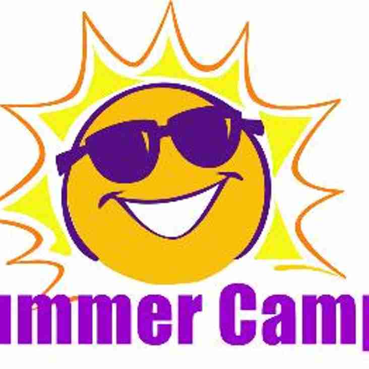 Summer Camps & One To One Sessions