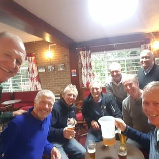 Relics Ease Past Eastcote