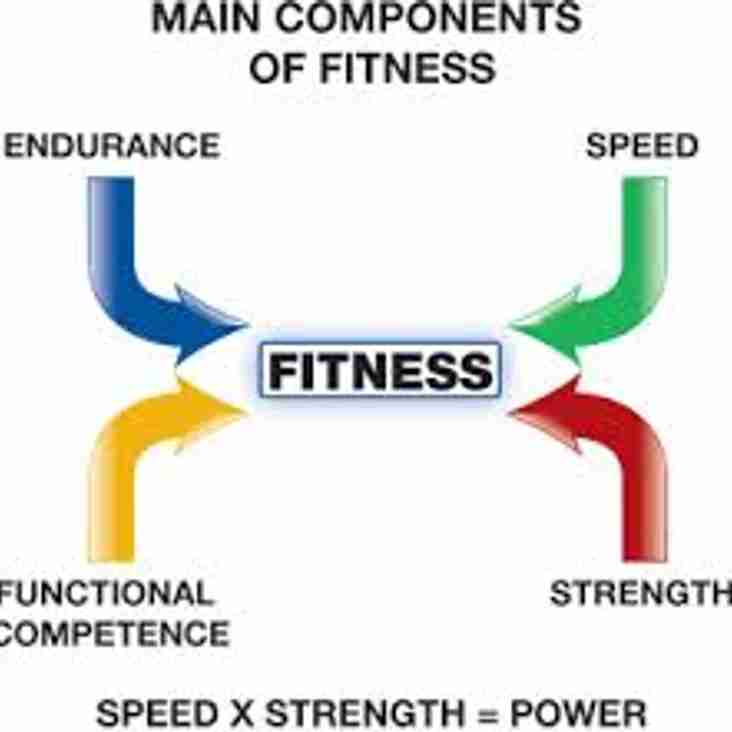 Rugby Fitness & Conditioning
