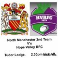 North Manchester 2 vs. Hope Valley 1