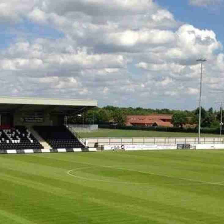 Vacancy - Corby Town Academy Coach