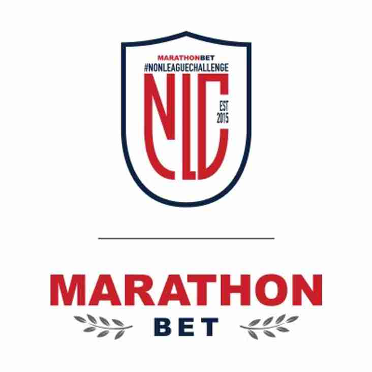 MARATHON BET NON-LEAGUE CHALLENGE