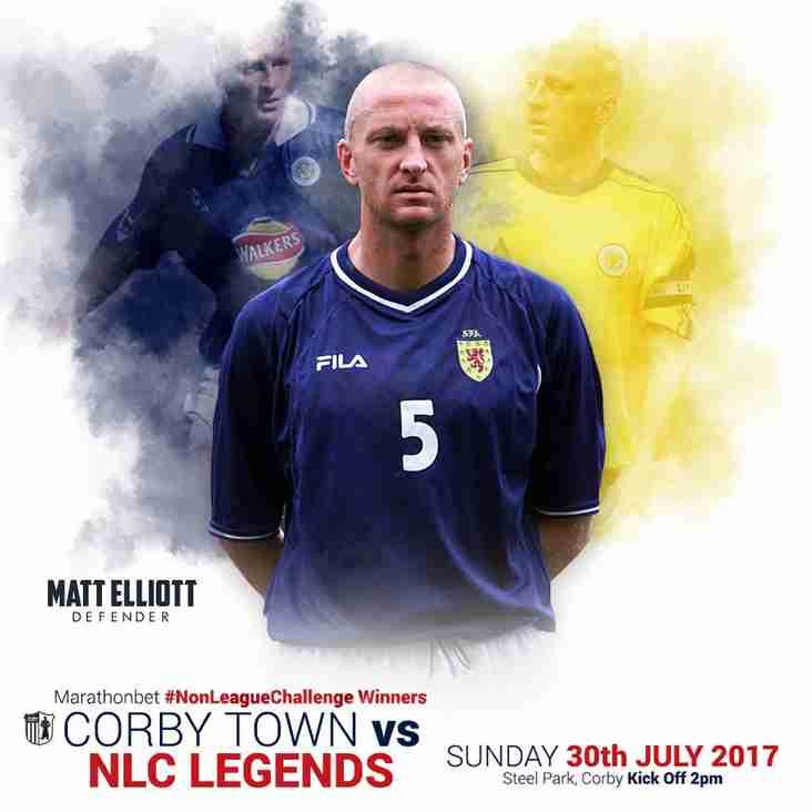 @NonLgeChallenge Announce Former Scotland Captain Matt Elliott