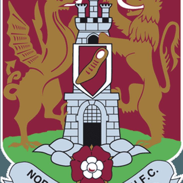 Corby Town v Northampton Town X1