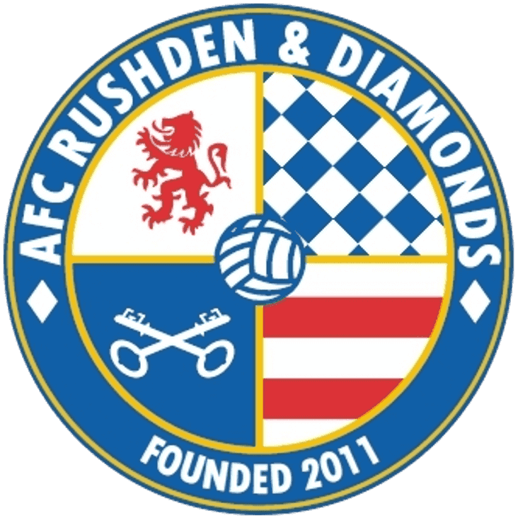 Corby Town v AFC Rushden and Diamonds