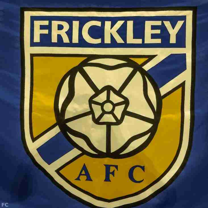 Corby Town v Frickley Athletic