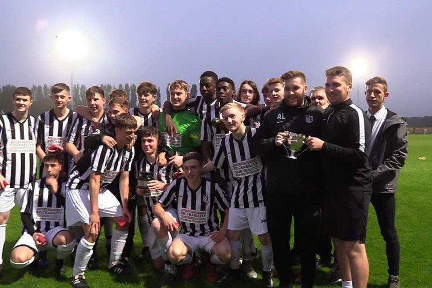 Youth Team Win KO Cup