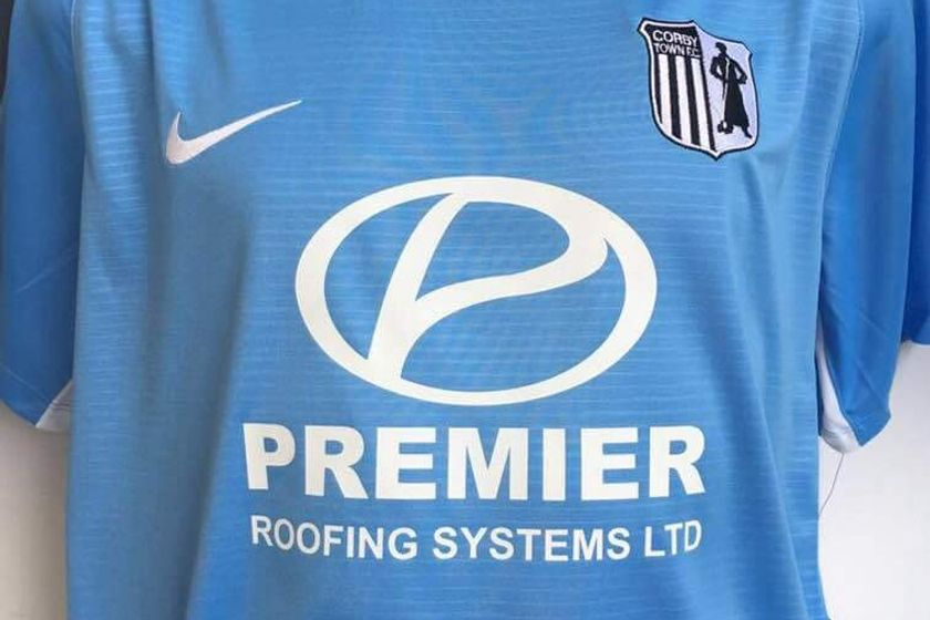 Away Top for the new season