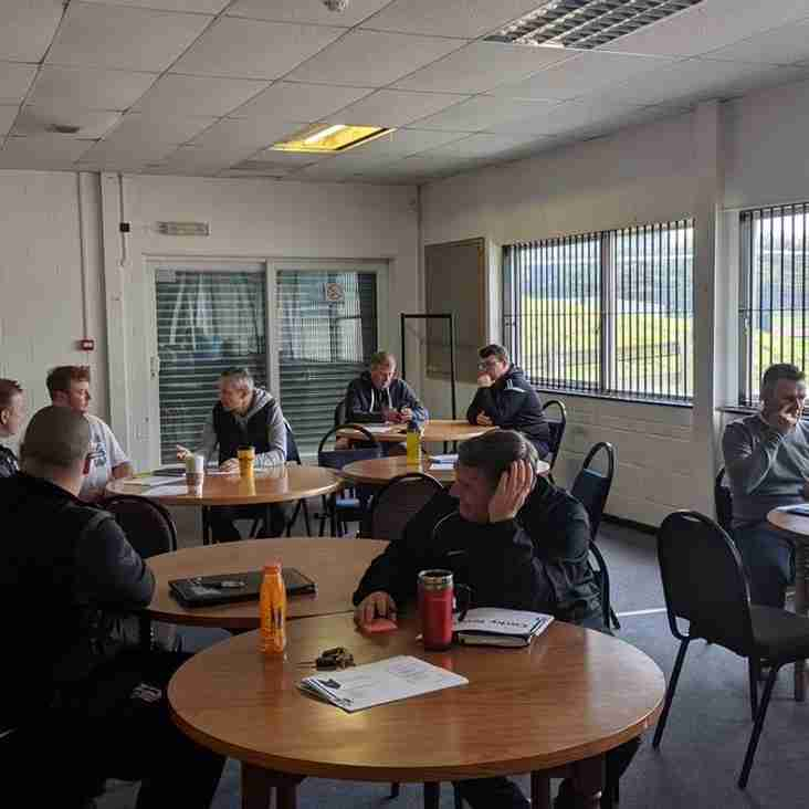 Corby Town Continuing Professional Development