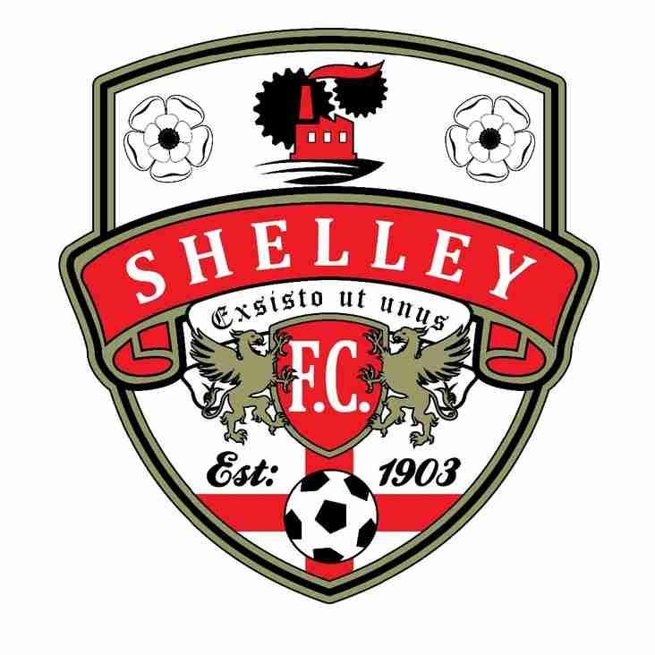 Shelley FC First Team pre-season friendlies