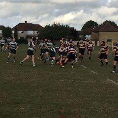 2nd team v Upminster III - Sat  1 Oct 2016