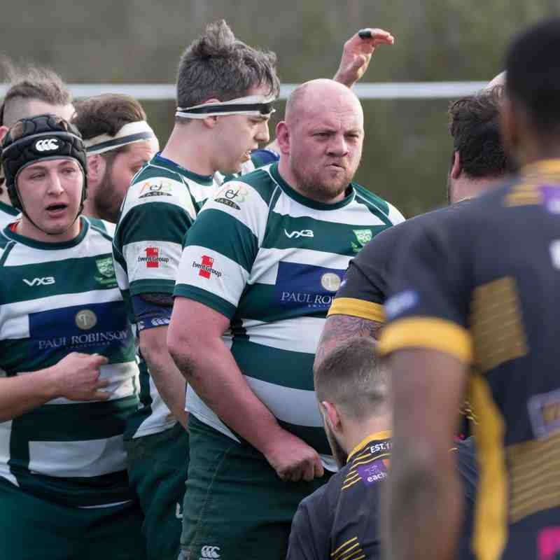 1st team v Ipswich RFC - Sat 9 March