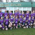 3rd XV lose to Allan Glen's RFC 17 - 31