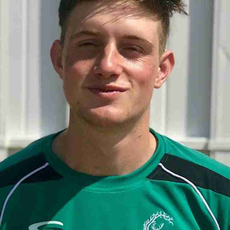 Russell scores 42 and takes two wickets on debut