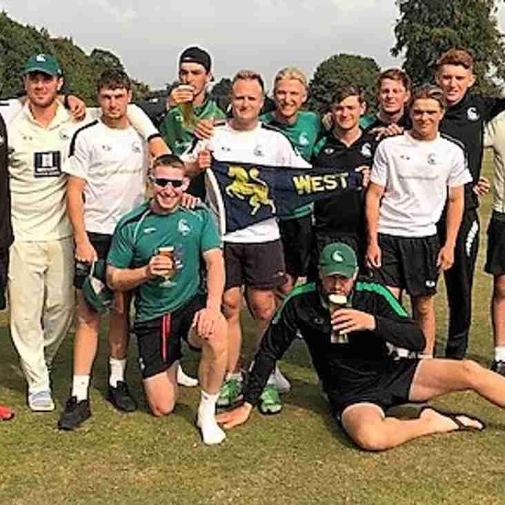 Unbeaten Berkshire retain divisional title