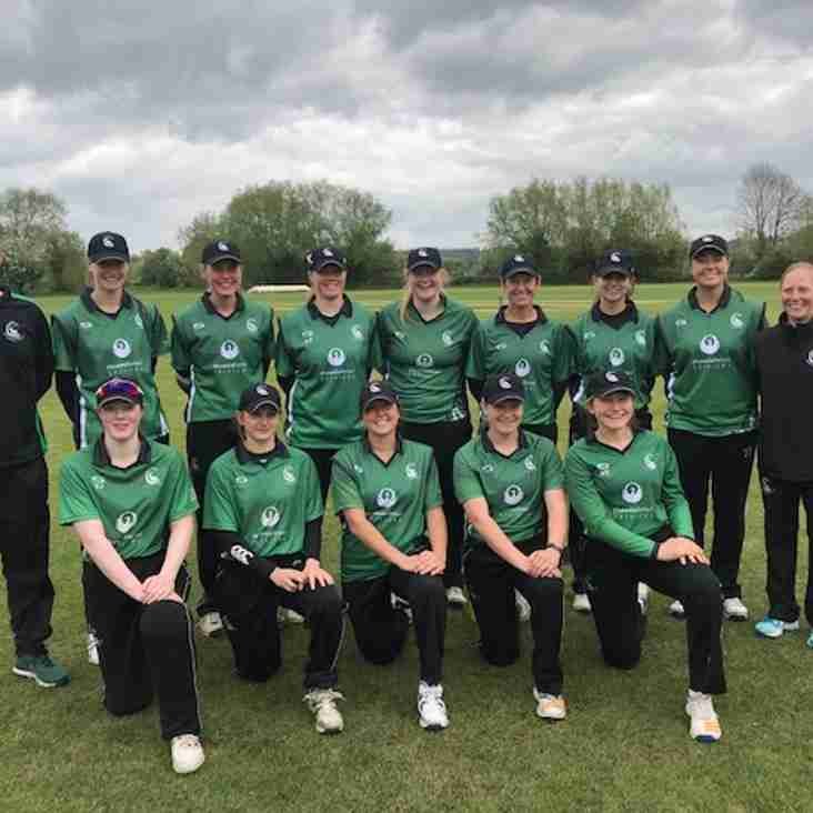 Berks Women off to flying start