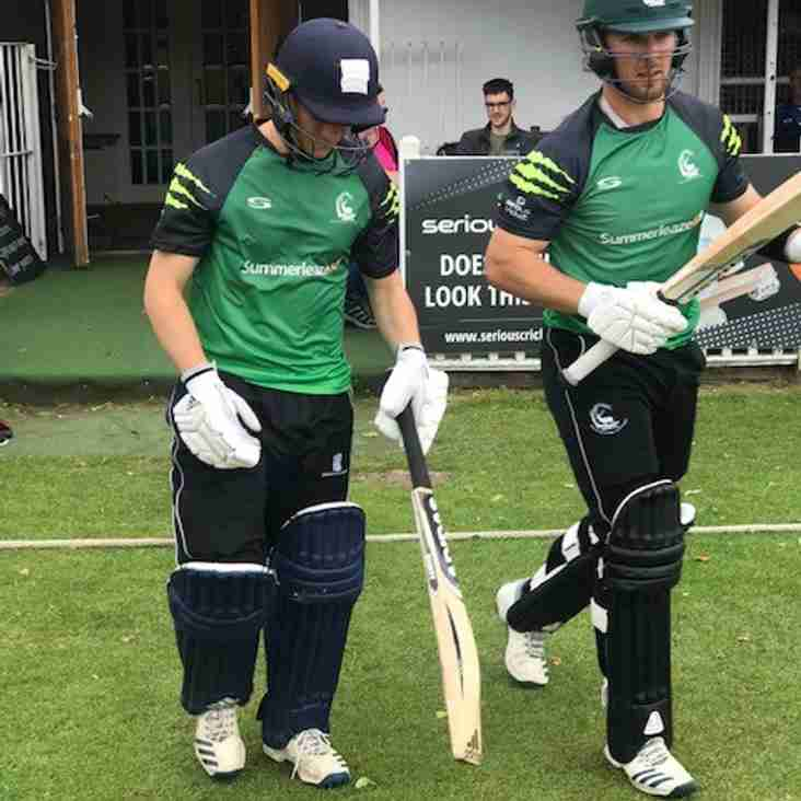 Berkshire  finish Twenty20 on a high note