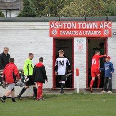 Ashton Town AFC  v Barnton - Sun 25 Sep 2016
