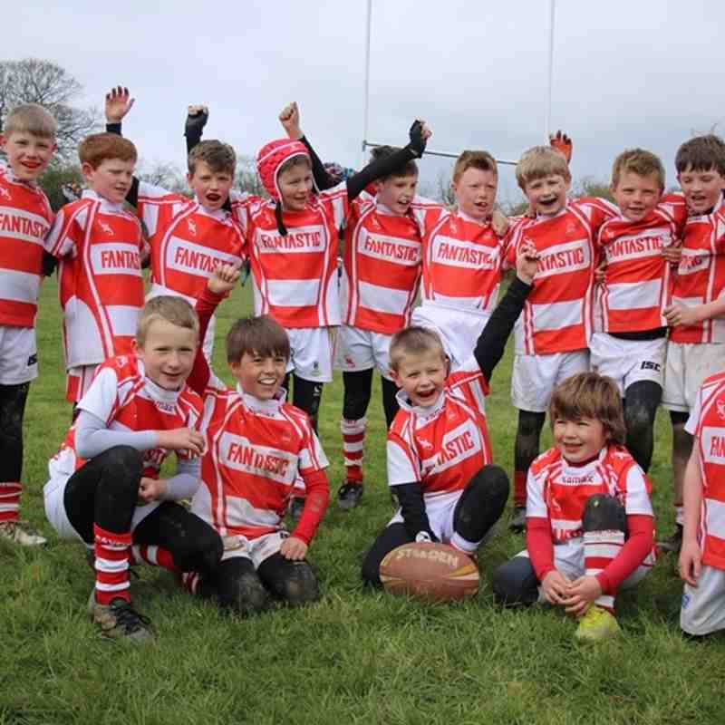 WRUFC U9s vs Yarnbury & Moortown