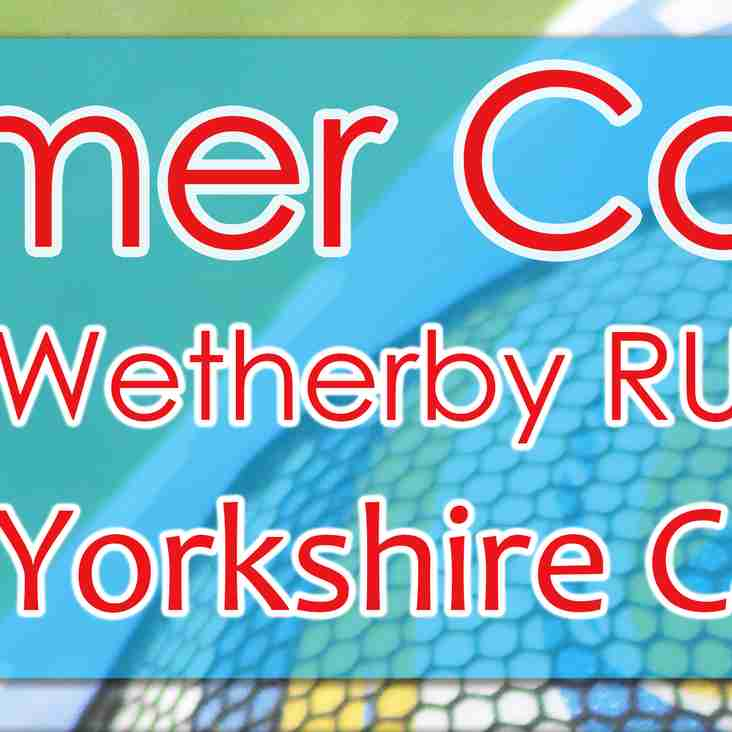 2018 Summer Rugby Camps at Grange Park