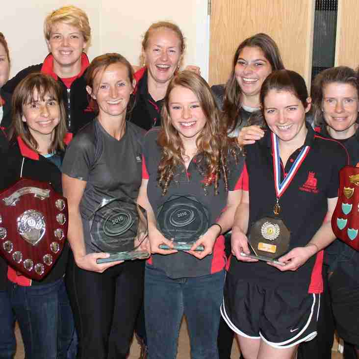 PERSHORE WOMEN ARE THE MIDLANDS 2015 TOUCH CHAMPIONS!