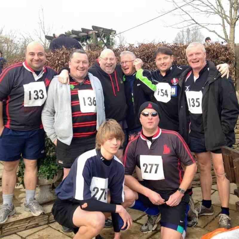 The Great Brook Run 2015