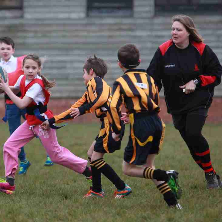PERSHORE SCHOOLS TAG RUGBY TOURNAMENT SUCCESS