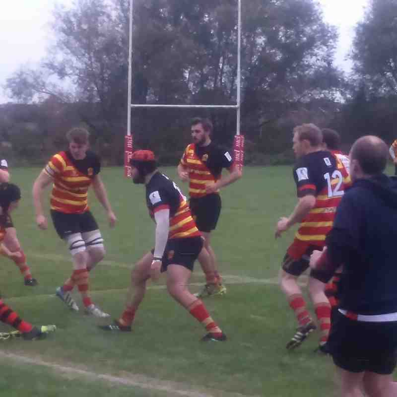 1st at home to Kings Norton 10-2016
