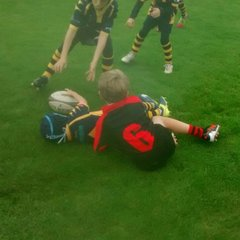 U9s home against Worcester 10-2017