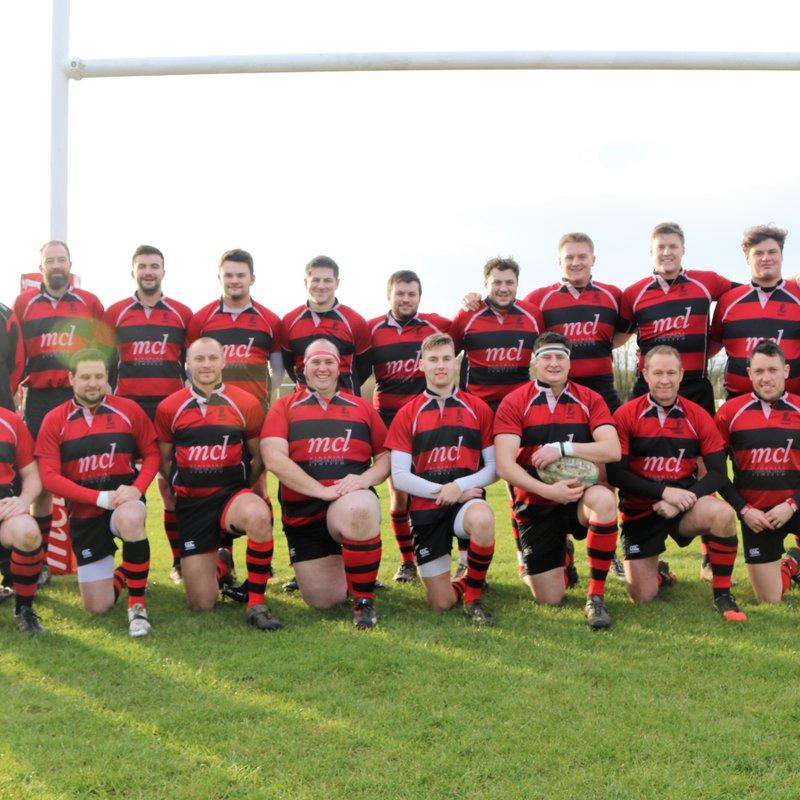 Pershore 26 v 47 Stoke Old Boys