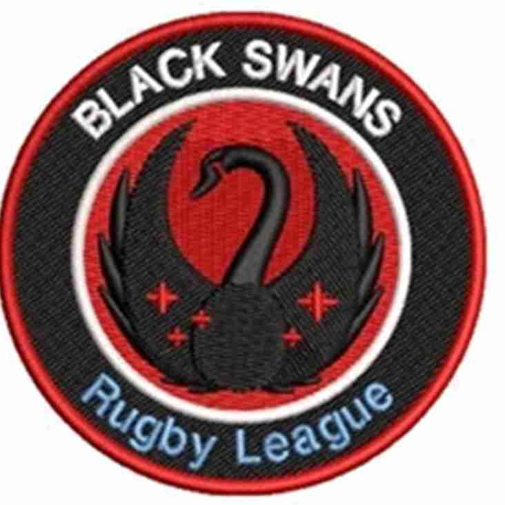 Partnership with Black Swans Junior Rugby League