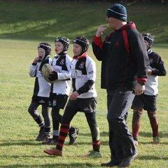 U10 Barbarian Team vs. Tewkesbury, Evesham and Cheltenham N