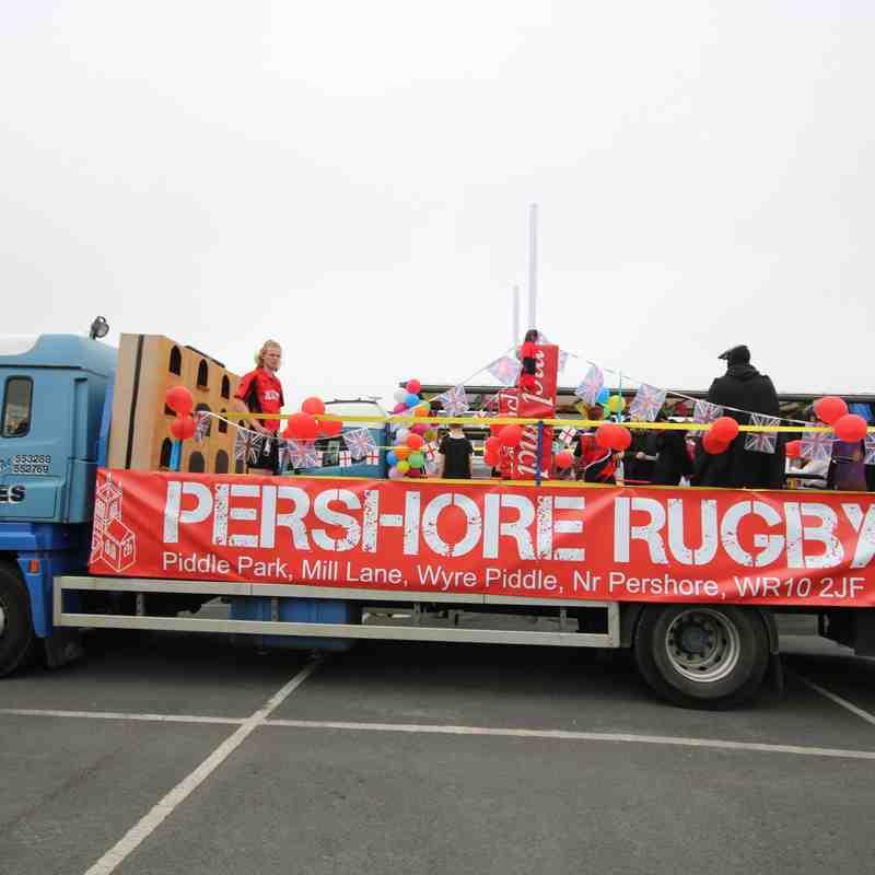Pershore Carnival 2018