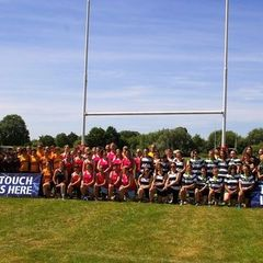 Pershore Womens Touch Festival 6-2018