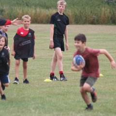 Plum Festival Children's Touch Rugby