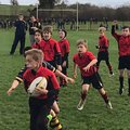 Pershore U9 put in a strong performance at home