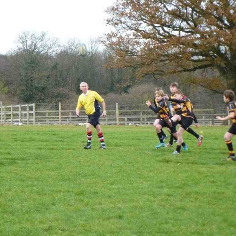 100-0 vs Pulborough