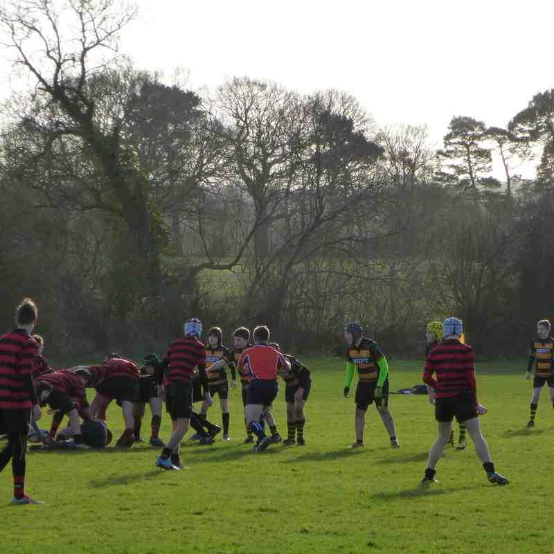 U14 vs Blackheath