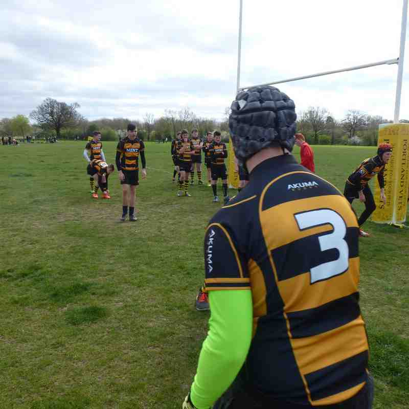U14 vs Old Elthamians