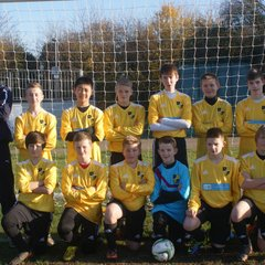 Past Hardwick Harriers FC teams and players