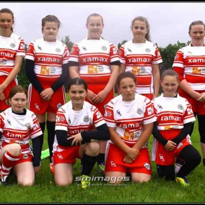 Girls rugby general