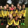 Under 11 Girls lose to Cambridge city 1 - 4